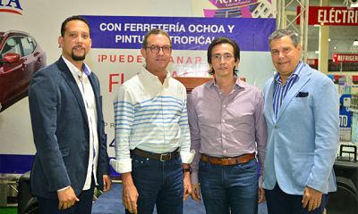 Ferretería Ochoa y Pinturas Tropical lanzan promoción