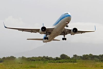 Flujo enero-octubre en aeropuertos superó los 11.5 millones de pasajeros