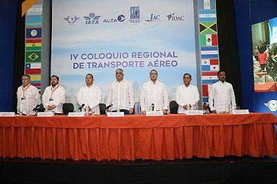 JAC e IDAC celebran con éxito IV Coloquio Regional de Transporte Aéreo que se desarrolla en Bávaro