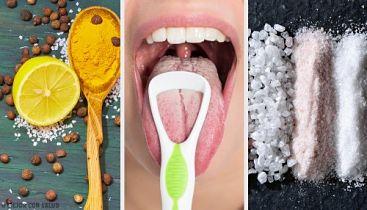 Remedios naturales para la lengua blanca