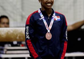 Yamilet Peña gana bronce para RD en Juegos Bolivarianos