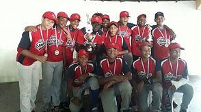 Liga Quique Cruz gana el torneo Constitución