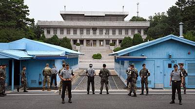Soldados norcoreanos hieren a un desertor en la frontera con el Sur