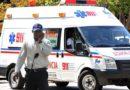 Un haitiano muerto y otros tres heridos en accidente en elevado de la Kennedy