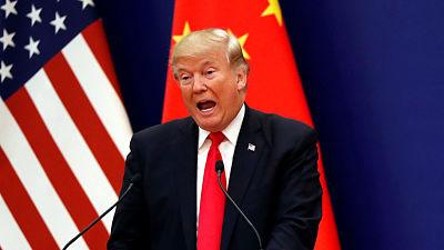 """Trump a China sobre Corea del Norte: """"Debemos actuar rápido"""""""