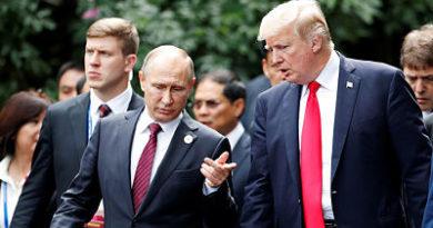 Putin y Trump aprueban declaración conjunta sobre Siria