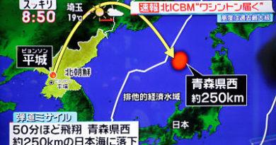 Pionyang confirma el éxito de su última prueba de misil, capaz de alcanzar el territorio de EE.UU.