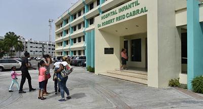 Niños se recuperan de meningococcemia en el hospital Robert Reid Cabral