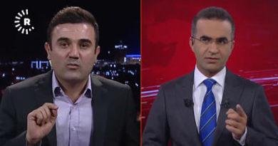 El terremoto de Irak sacude una entrevista de televisión en directo (VIDEO)