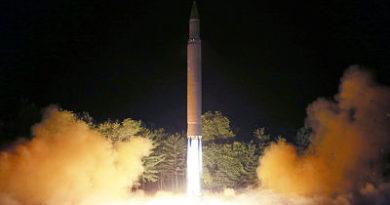 Misiles de Corea del Norte podrían estar listos para alcanzar EE.UU. en menos de 6 meses