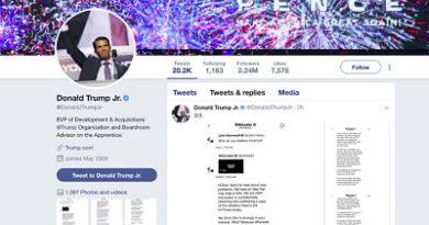 Hijo de Donald Trump reveló mensajes intercambiados con WikiLeaks durante campaña presidencial de 2016
