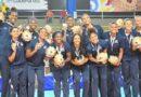 ¡Oro! para la selección femenina de voleibol al vencer a Colombia 3-1