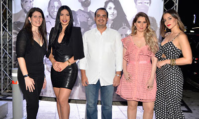 "Chivas Regal celebró la final de reality ""Comparte tu Éxito"""