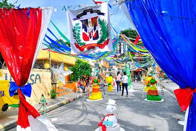Concurso navideño une a la gente en los barrios