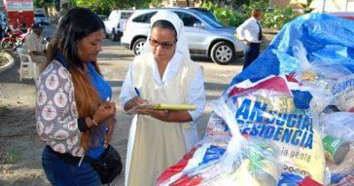 Inicia entrega de 45 mil raciones reforzadas de alimentos