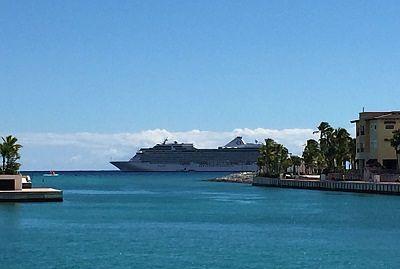 Marina de Cap Cana prevé cerrar el 2017 con unos 40 mil visitantes de cruceros en el 2017