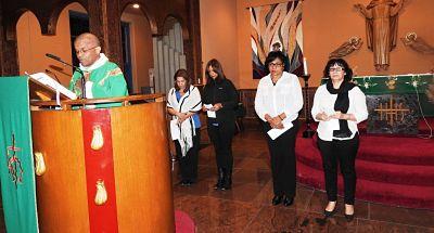 Padre Fajardo llama la atención sobre la gravedad de los feminicidios en RD