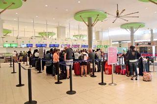 RD registra más de 93 mil vuelos movilizando más de 12.5 millones de pasajeros