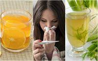 Remedios para bajar la fiebre sin necesidad de medicamentos