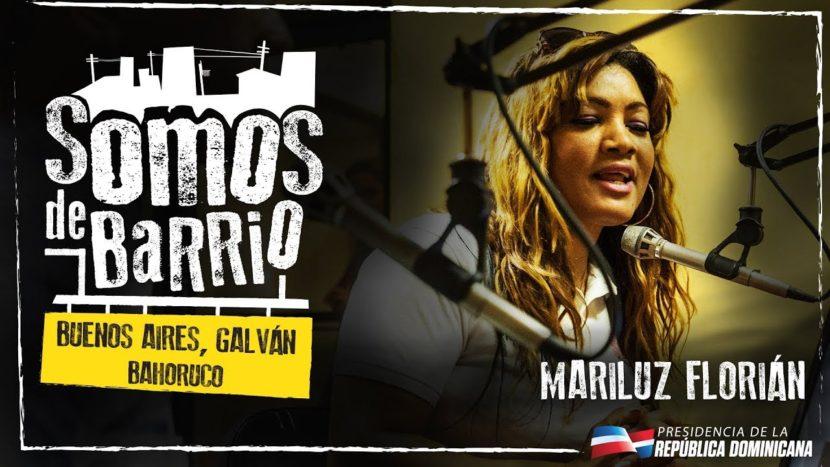 Buenos Aires, Galván, Bahoruco. Mariluz Florián