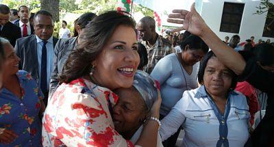 Vicepresidenta celebra logros del programa Progresando con Solidaridad
