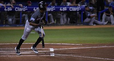 Gigantes hunden a Licey en 5to.; Francisco, HR 59