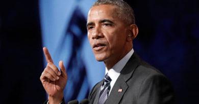 Obama advierte a EE.UU. que no siga el ejemplo de la Alemania nazi