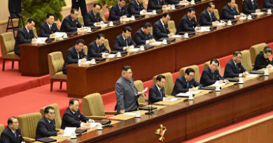"""Kim Jong-un: """"Somos una seria amenaza nuclear para Estados Unidos"""""""