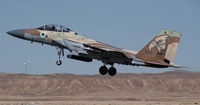 Las Fuerzas Aéreas de Israel lanzan un nuevo ataque contra posiciones de Hamás en Gaza