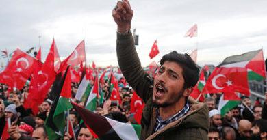 """Erdogan llama a Israel """"Estado terrorista"""" que """"mata a niños"""
