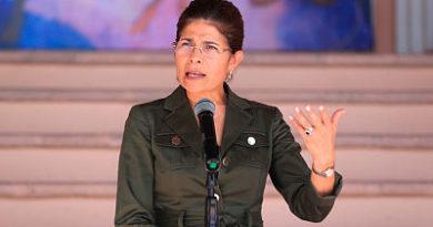 Muere Hilda Hernández hermana del presidente de Honduras en accidente de helicóptero