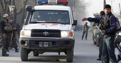 Afganistán: Al menos 40 muertos y decenas de heridos tras un atentado suicida en Kabul