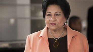 Ligia Amada Melo asegura que no existen riesgos para una división en el PLD