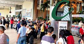 Aeropuerto del Cibao repunta como puerta de entrada turística en RD