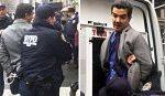 Arrestan a dos concejales de Nueva York en una protesta de apoyo a activista