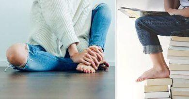 Cómo podemos aliviar el dolor en los pies