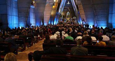 Celebran vigésima edición del Gran Concierto Altagraciano