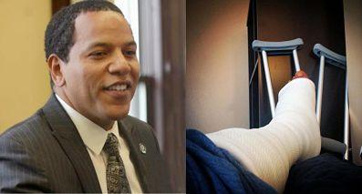 Desestiman demanda de exconcejal dominicano por resbalón en el Metro de NJ
