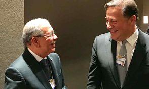 Medina: el diálogo va; Oposición: en veremos