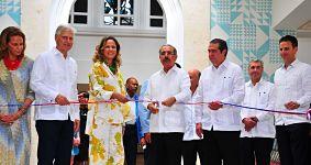 Presidente Medina inaugura un resort en Puerto Plata