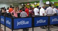 Retrasos debilitan a JetBlue, línea líder entre Dominicana y EEUU
