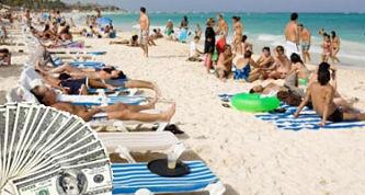 Turistas elevan su gasto promedio en RD en los últimos 11 años