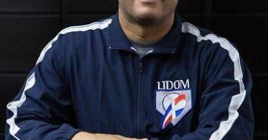 Erick Almonte será enlace para formar el equipo dominicano en la Serie del Caribe