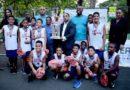 Club San Lázaro campeón torneo minibasket distrital