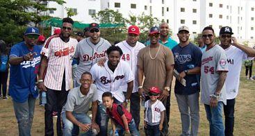 """Estrellas de Grandes Ligas impartirán clínica deportiva a niños en el """"Baseball Slugger 2018"""""""