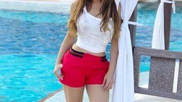 Gelena Solano da trucos de belleza para explicar su diminuta cintura en una foto