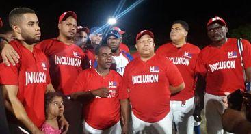 Inclusión ganó el 1er campeonato de sóftbol en la liga del Indotel