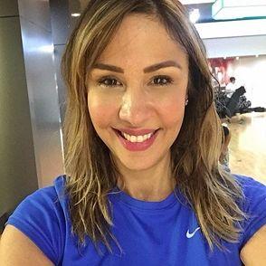 Mariasela Álvarez se propone dejar de fumar
