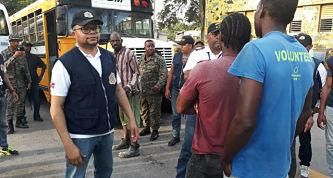 En 13 días las autoridades repatriaron a más de 14 mil haitianos
