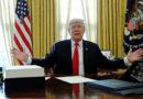 «El mío es más grande»: Trump compara los botones nucleares de EE.UU. y Corea del Norte